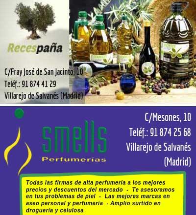 Recespaña - Perfumerías Smells