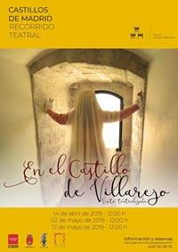 Castillos de Madrid. Ruta Teatral